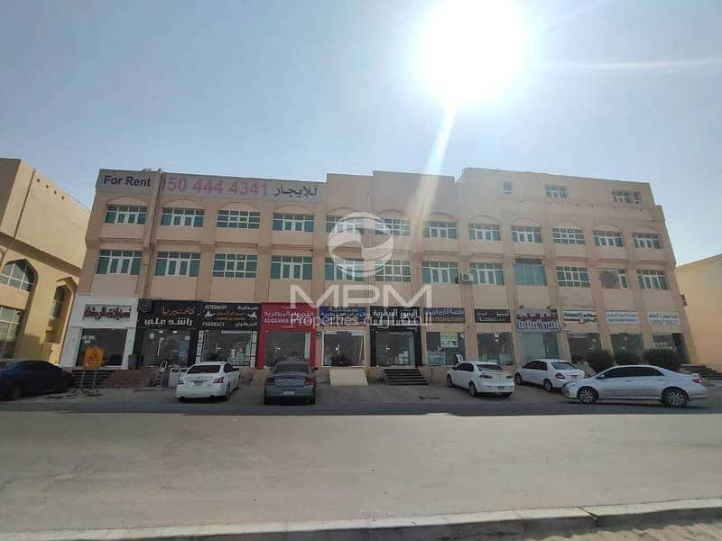 One Month Rent Free   Spacious Office   Wathba South