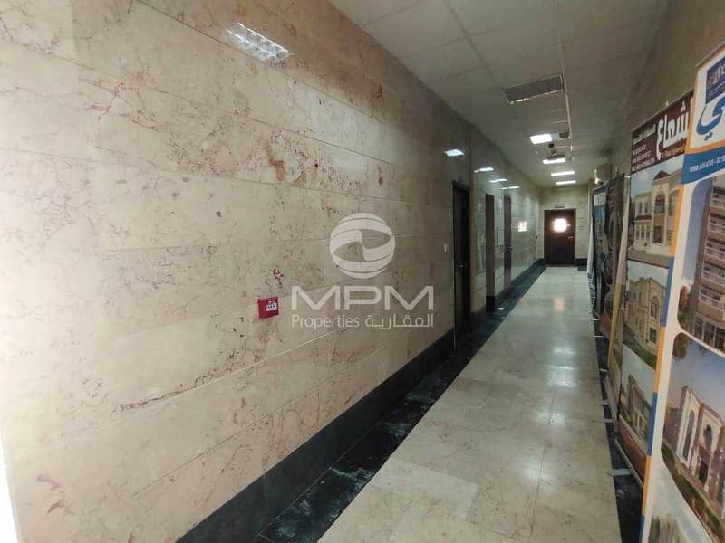 2 One Month Rent Free   Spacious Office   Wathba South