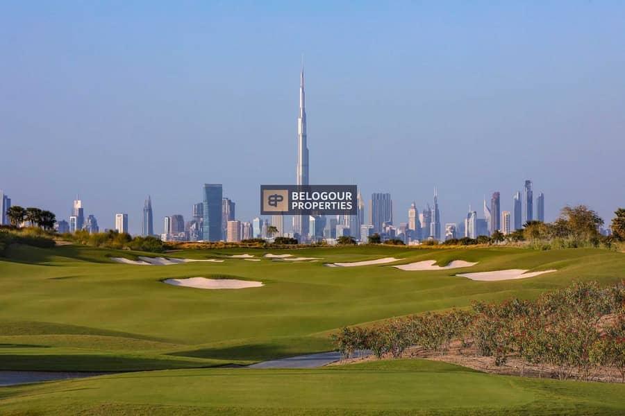 2 Golf at your doorstep  Build your Masterpiece