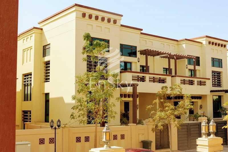 13 Huge 5BR Villa with a Private Pool in Hills Abu Dhabi!