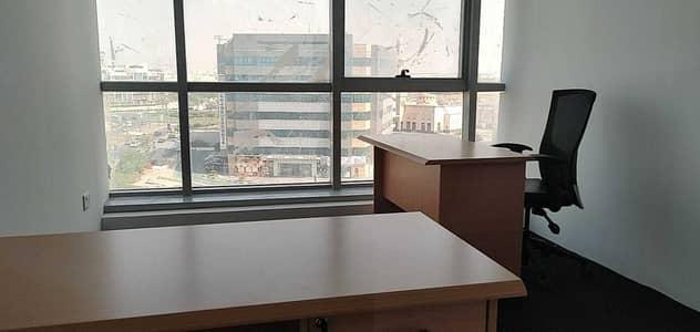 مکتب  للايجار في مجمع دبي للاستثمار، دبي - مکتب في مركز الأعمال بيان مجمع دبي للاستثمار 3999 درهم - 5384259
