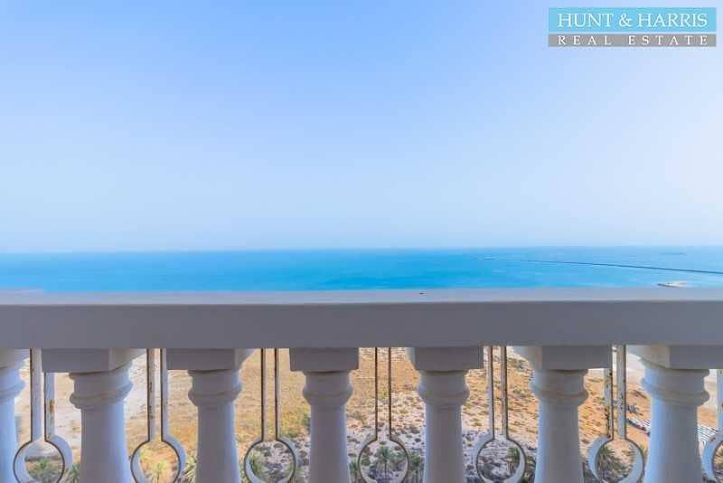 Sea view -  2 Bedroom - High Floor