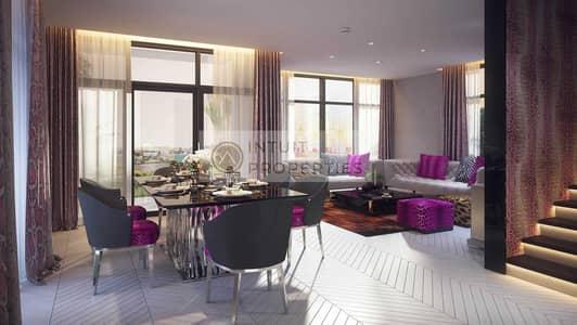 3 Bedroom Villa for Sale in DAMAC Hills 2 (Akoya Oxygen), Dubai - Just for you -  Just Cavalli 3 BR Villa