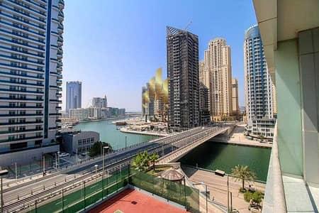 1 Bedroom Flat for Rent in Dubai Marina, Dubai - Marina View | Spacious | Exclusive !