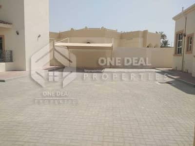 7 Bedroom Villa for Rent in Falaj Hazzaa, Al Ain - Independent Modern 7 Master Villa include Mulhaq villa in Falaj hazza AL Ain