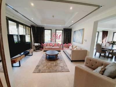 5 Bedroom Villa for Rent in Saadiyat Island, Abu Dhabi - Fully Furnished/Corner Villa/Landscaped/Vacant
