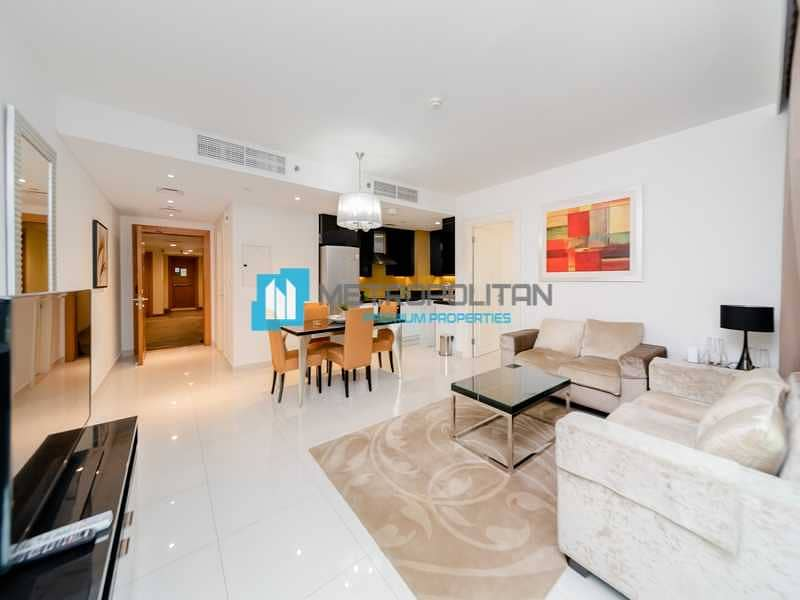 2 Burj View | Fully Furnished | Pristine and Opulent