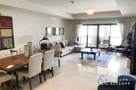 شقة في مساكن بلقیس مملكة سبأ نخلة جميرا 2 غرف 170000 درهم - 5386236