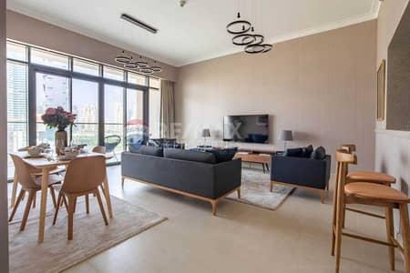 شقة 2 غرفة نوم للبيع في التلال، دبي - Vacant on Transfer | Fully Furnished | | High Floor