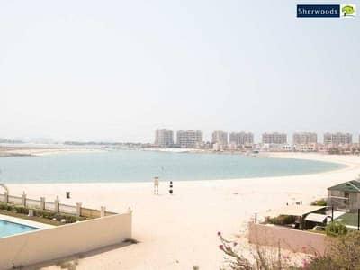 تاون هاوس 3 غرف نوم للايجار في قرية الحمراء، رأس الخيمة - Stunning Serenity With Sea View | Maid's room