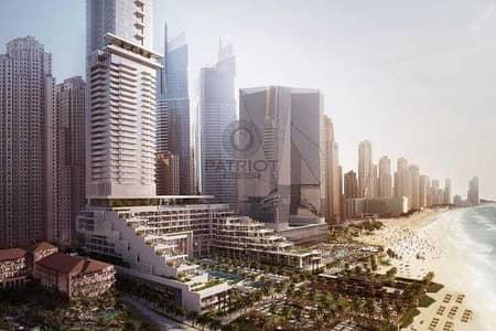 فلیٹ 4 غرف نوم للبيع في جميرا بيتش ريزيدنس، دبي - Imperial Living