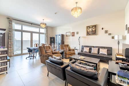 3 Bedroom Flat for Sale in Al Furjan, Dubai - Large Terrace | Maids Room | Well-priced
