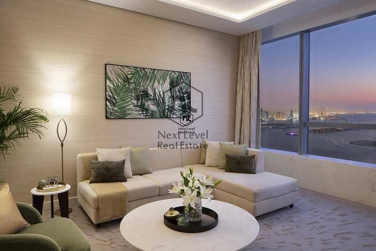شقة في برج النخلة نخلة جميرا 2 غرف 8500000 درهم - 5386327