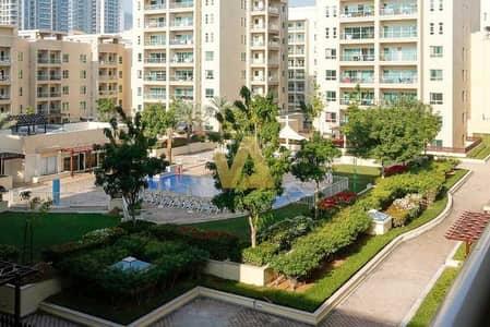 فلیٹ 2 غرفة نوم للبيع في الروضة، دبي - Garden View I 2 Bedroom I Midfloor I 950k
