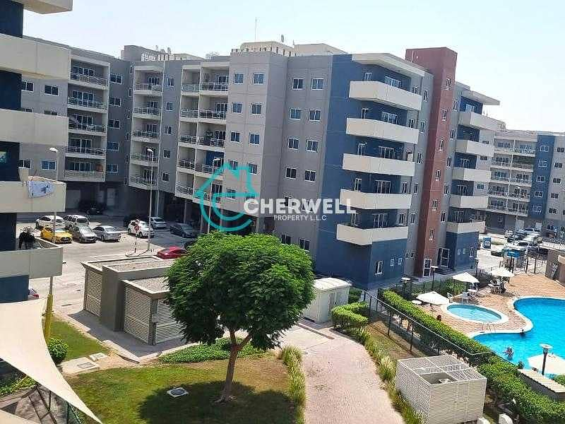 Great Price | 3BR with Pool View and Park View