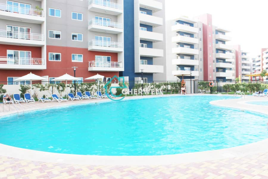 11 Great Price | 3BR with Pool View and Park View