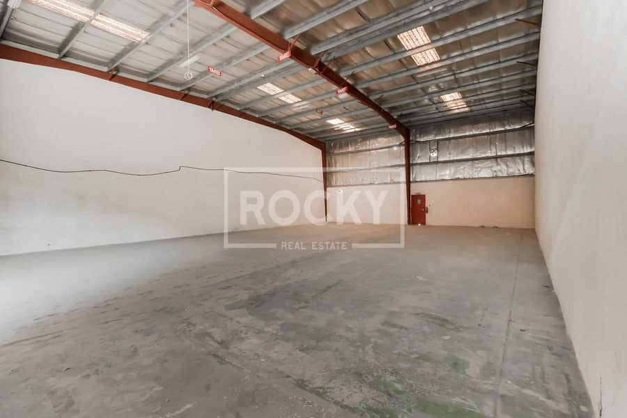 Exclusive| warehouse for Rent| 30 kw