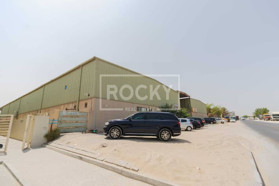 13 Exclusive| warehouse for Rent| 30 kw