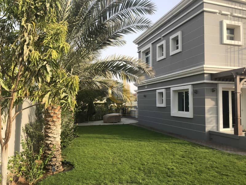 10 Huge Corner Plot New World Type 3 BR Villa
