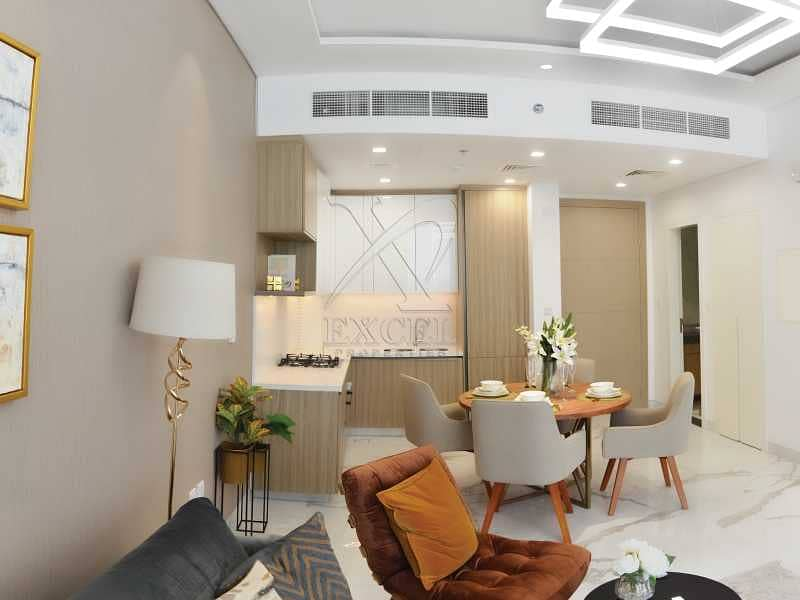 2 Ready to Move In   Newly Launched 1BR Inside Dubai HIlls
