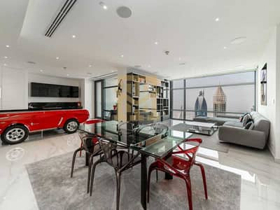 2 Bedroom Penthouse for Sale in DIFC, Dubai - Luxury Penthouse 2Bed  Fully Furnished  Great Location