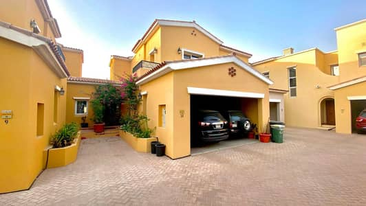 تاون هاوس 2 غرفة نوم للبيع في المرابع العربية، دبي - Vacant | Single Row | Very Well Presented