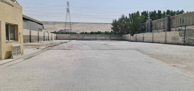 Industrial Land for Rent in Industrial Area, Sharjah - 20000 sq ft Open Land available in Industrial Area 15