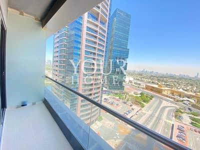 استوديو  للايجار في أبراج بحيرات الجميرا، دبي - SO | High Floor | Stunning View | Studio with Balcony