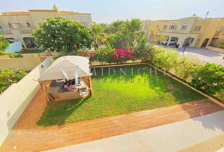 """3 Bedroom Townhouse for Rent in The Springs, Dubai - """"Furnished   Corner Unit   Upgraded"""""""