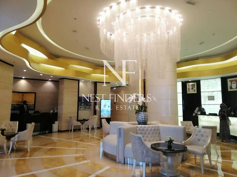 With Balcony  Furnished Nice layout Unit