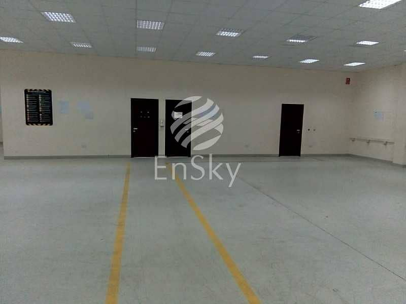 2 AC Control Warehouse In Mussafah Available For Rent