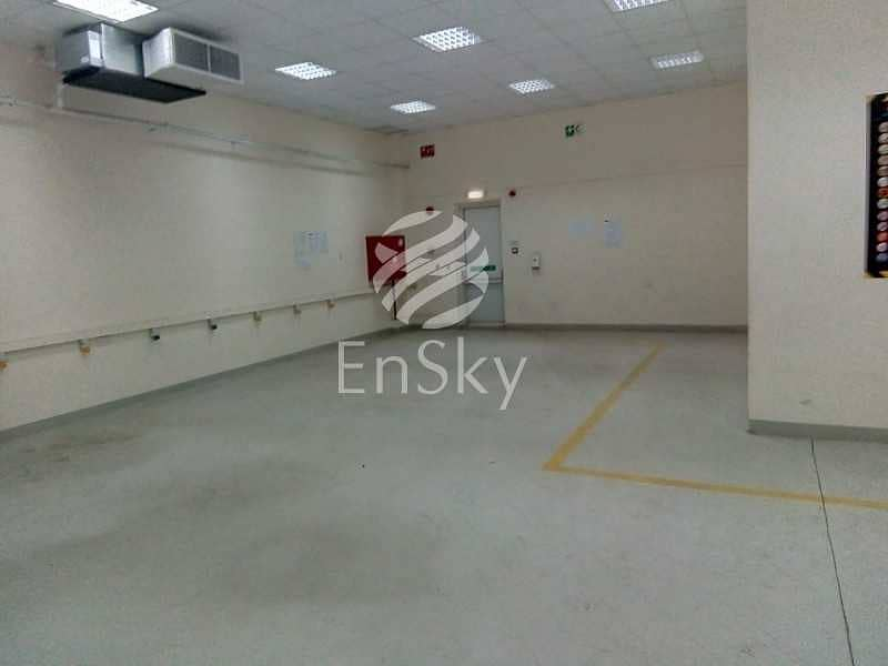 7 AC Control Warehouse In Mussafah Available For Rent