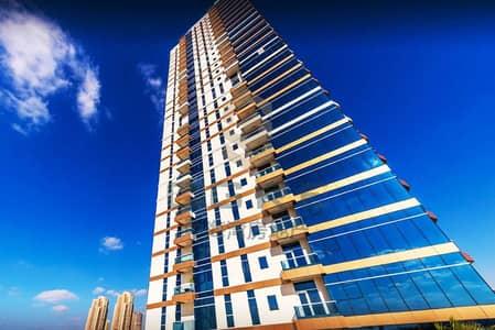 استوديو  للبيع في مثلث قرية الجميرا (JVT)، دبي - Studio for Sale with Furnished and  Balcony