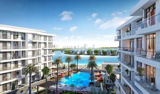 فلیٹ 1 غرفة نوم للبيع في مدينة الشارقة للواجهات المائية، الشارقة - spaciousluxury 1BR  5 Years Payment Plan | Sea View | No Commission