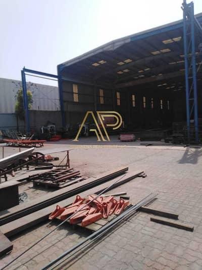 Warehouse for Sale in Hamriyah Free Zone, Sharjah - 5000 SQMTR Plot| Warehouse|High quality