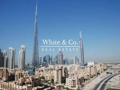 شقة 3 غرف نوم للبيع في وسط مدينة دبي، دبي - BURJ KHALIFA VIEW / GENUINE LISTING / 3BR + MAID