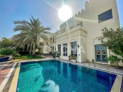 فیلا 6 غرف نوم للبيع في نخلة جميرا، دبي - New Listing / Priced to sell fast / Vacant / Call Now