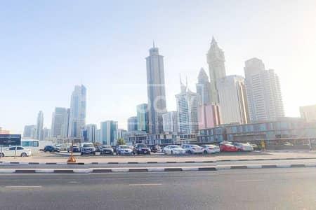 Plot for Sale in Al Satwa, Dubai - G+8 | FAR 3.5 | Corner Unit | Residential
