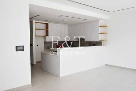 4 Bedroom Townhouse for Rent in Jumeirah Golf Estates, Dubai - Modern Luxury 4 beds + maids townhouse