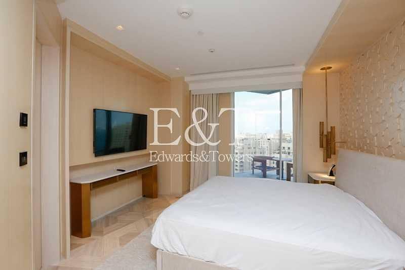 2 Enormous High Floor 1 Bed| Sea Views | PJ