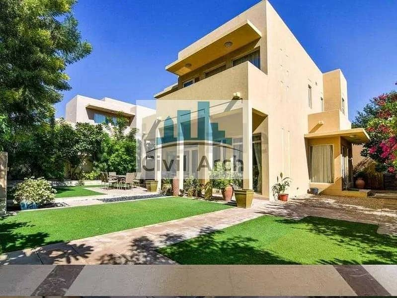 2 8102 sqft  Lovely 5 br Individual Villa+Large Garden+LARGE SPACE