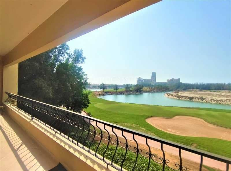 2 Manicured Golf Course View | Furnished Apt.