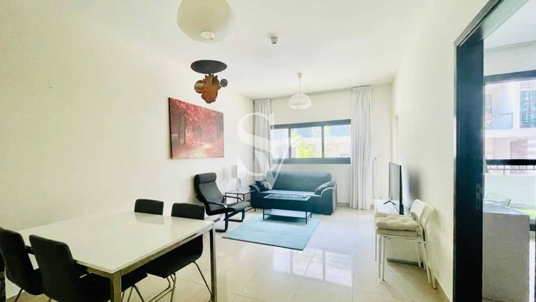 Fully Furnished   Well Maintained   Ground Floor
