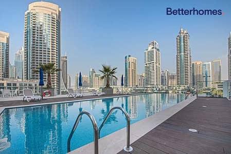 فلیٹ 1 غرفة نوم للبيع في دبي مارينا، دبي - Re-Sale | Vacant On Transfer| Brand New