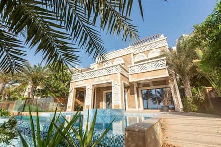 فیلا 4 غرف نوم للبيع في نخلة جميرا، دبي - Genuine Listing / Luxury Villa / Spectacular Views