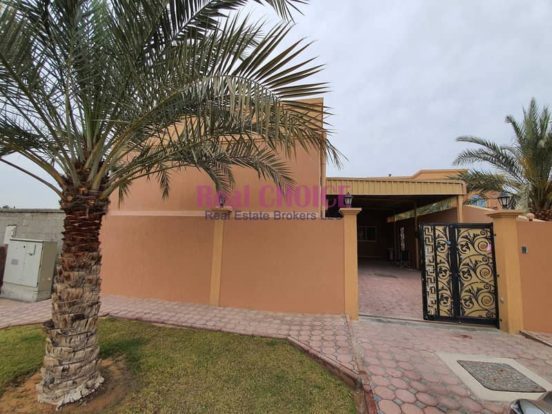 Spacious And Clean | Well Maintained | Free Dewa
