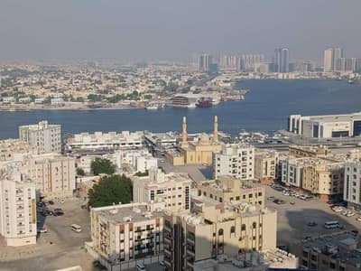 3 Bedroom Flat for Rent in Al Rashidiya, Ajman - Sea View With Parking 3 Bedroom hall for rent in Falcon tower