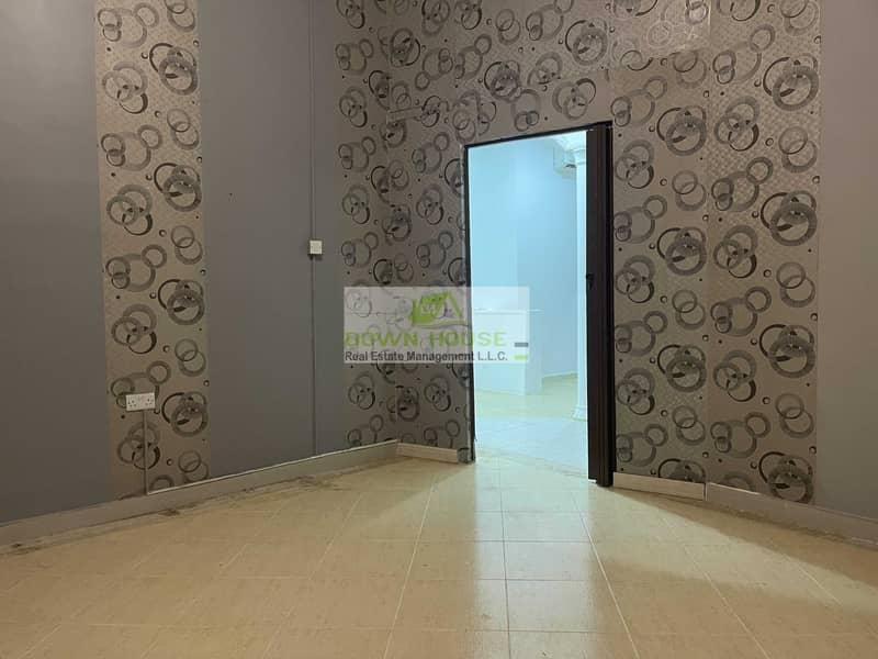 Haz/ amazing one bedroom hall Apartment for rent in al Mushrif area