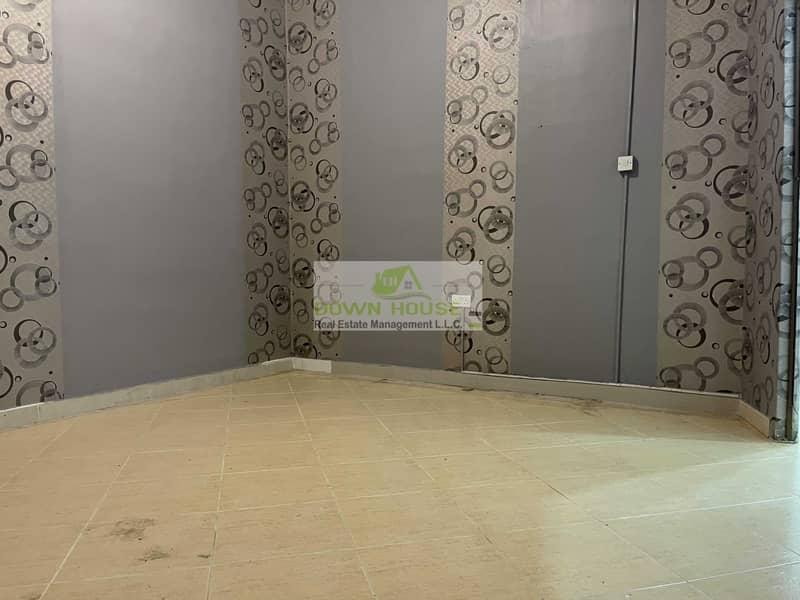 2 Haz/ amazing one bedroom hall Apartment for rent in al Mushrif area