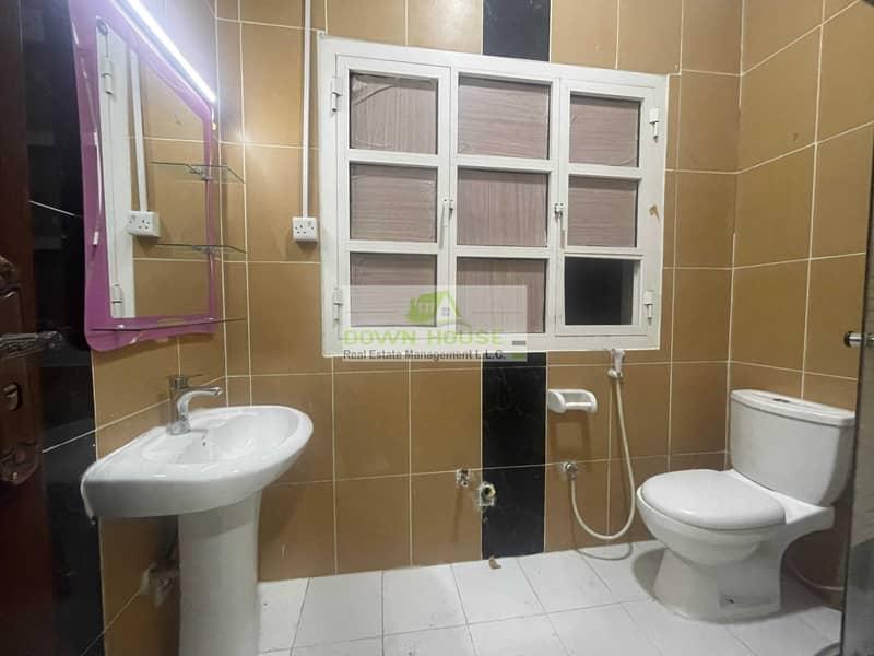 10 Haz/ amazing one bedroom hall Apartment for rent in al Mushrif area